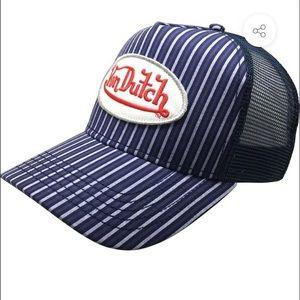 Von Dutch Trucker Hat